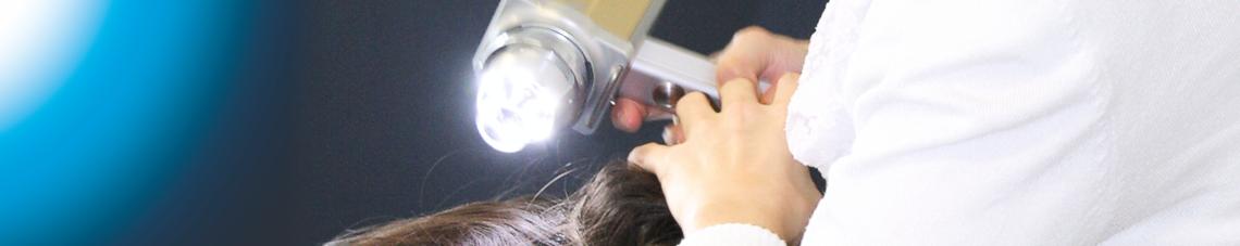Auflichtmikroskopie in der Haut- und Laserklinik Dr. Kautz in Konz
