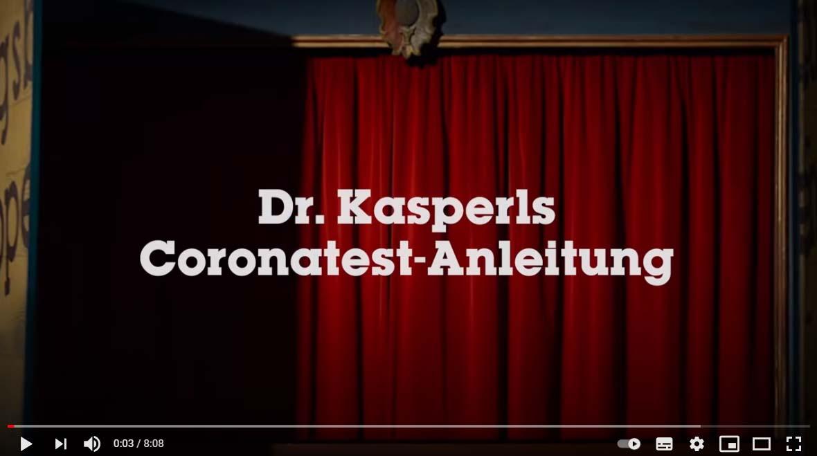 Screenshot asperl erklärt Corona Schnelltests